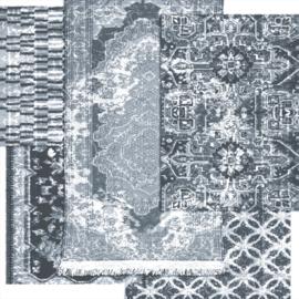 vinyl vloerkleed MULTI (2 kleuren)