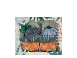 Cupcake Set - Dino