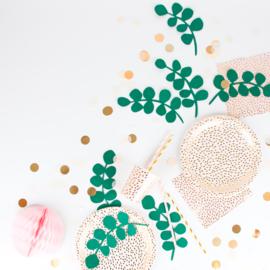 Servetten Golden Seeds