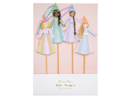 Cake Topper - Magical Princess