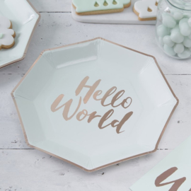 Bordjes Hello World