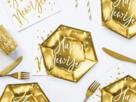 Bordjes Happy New Year