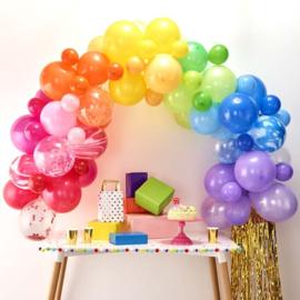 Ballonnenboog Regenboog