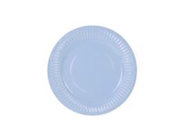 Bordjes Lichtblauw