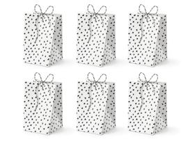 Uitdeelzakjes Dots