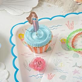 Cupcake Set - Mermaids
