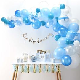 Ballonnenboog Blauw
