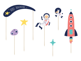 Cake Toppers Space