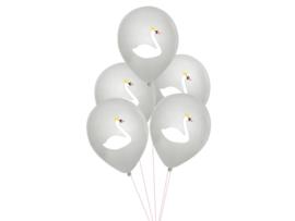 Ballonnen Zwaan