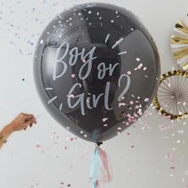 Gender Reveal Ballon