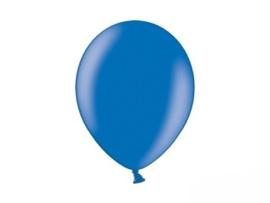 Metallic Ballonnen Donkerblauw