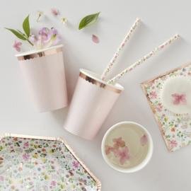 Bekertjes Lichtroze-Rosé