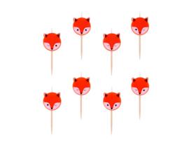 Kaarsjes Mini Fox