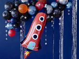 Folieballon Raket