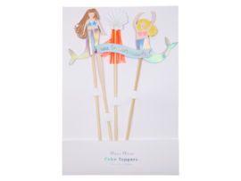 Cake Toppers - Mermaids