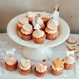 Cupcake set - Magical Princess