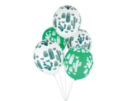 Ballonnen Cactus
