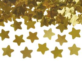 Confetti Kanon Gouden Ster
