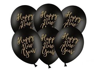 Ballonnen Happy New Year