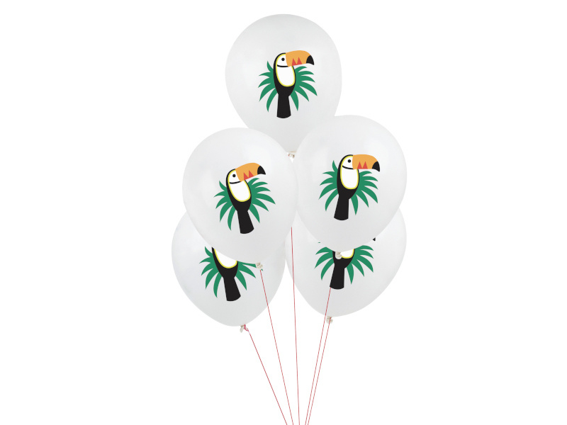 Ballonnen Toucan