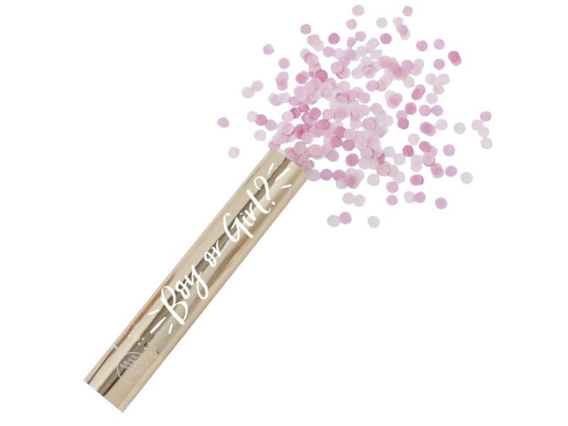 Confetti Kanon Roze