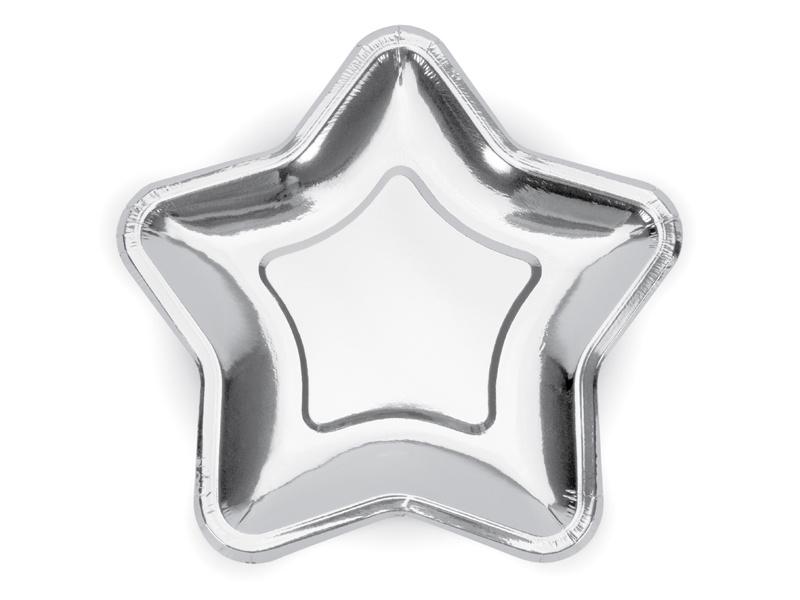 Bordjes Zilveren Ster