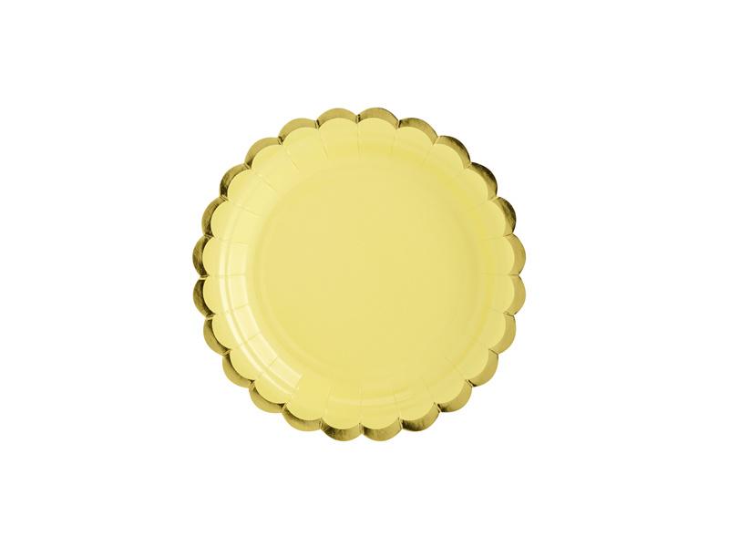 Bordjes Geel - Goud