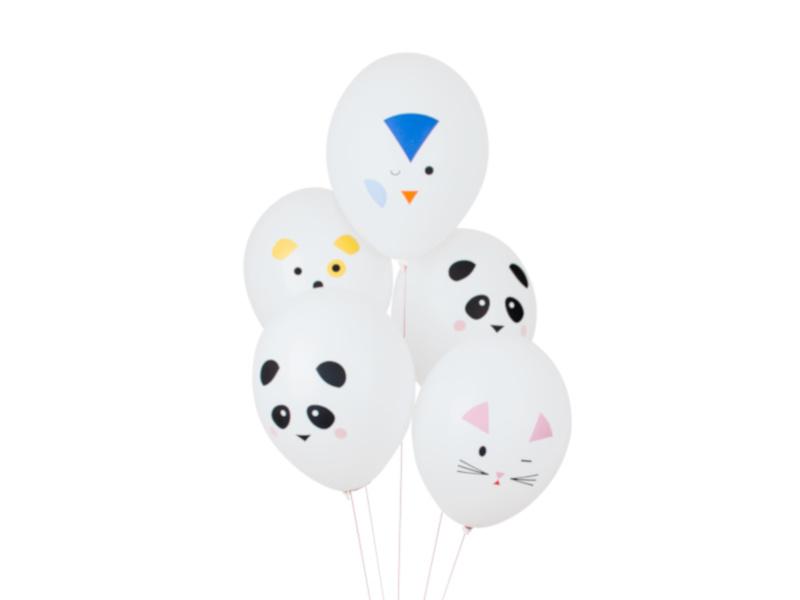 Ballonnen Mini Animals
