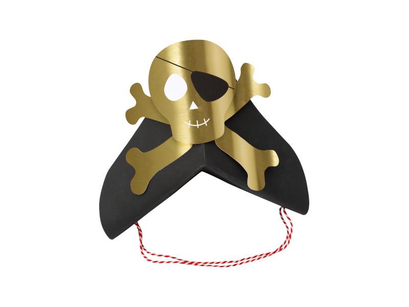 Pirates Bounty feesthoedjes