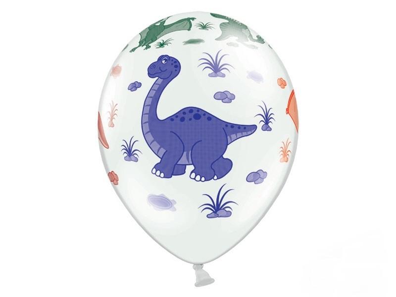 Ballonnen Dino's