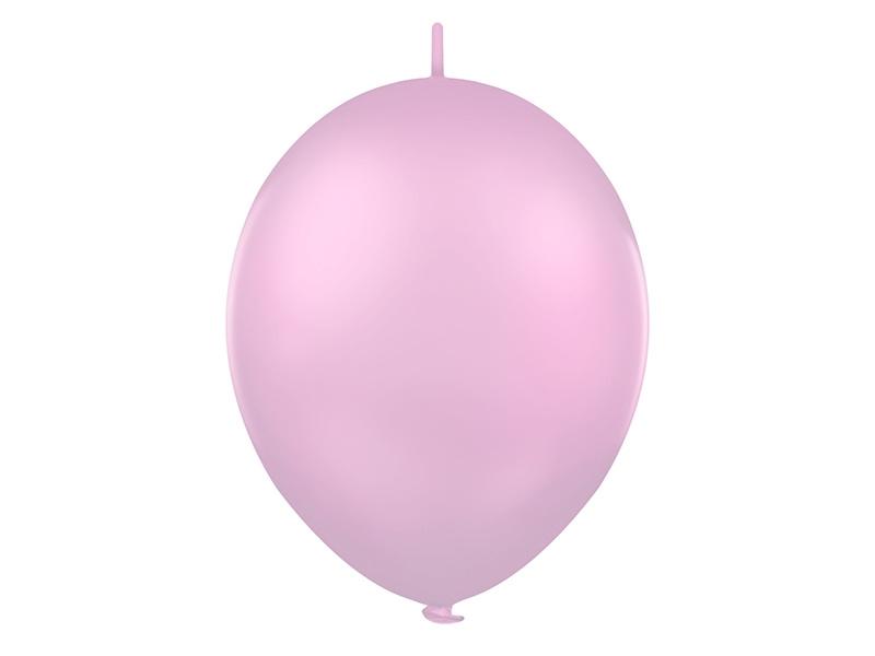 Doorknoopballonnen Roze