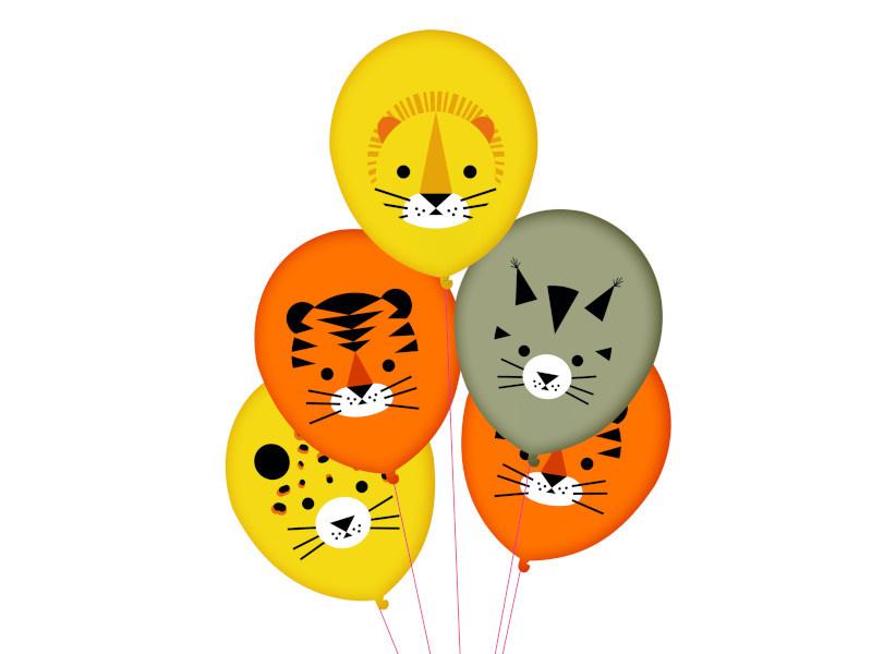 Ballonnen Wild Cats