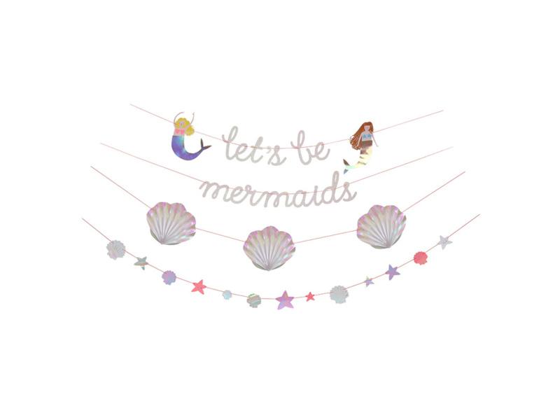 Slinger Let's Be Mermaids