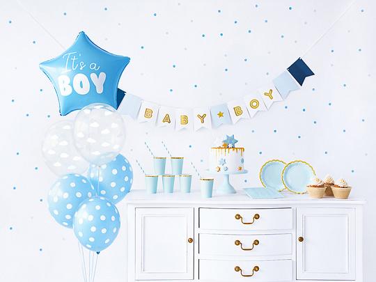 Babyshower Box Blauw