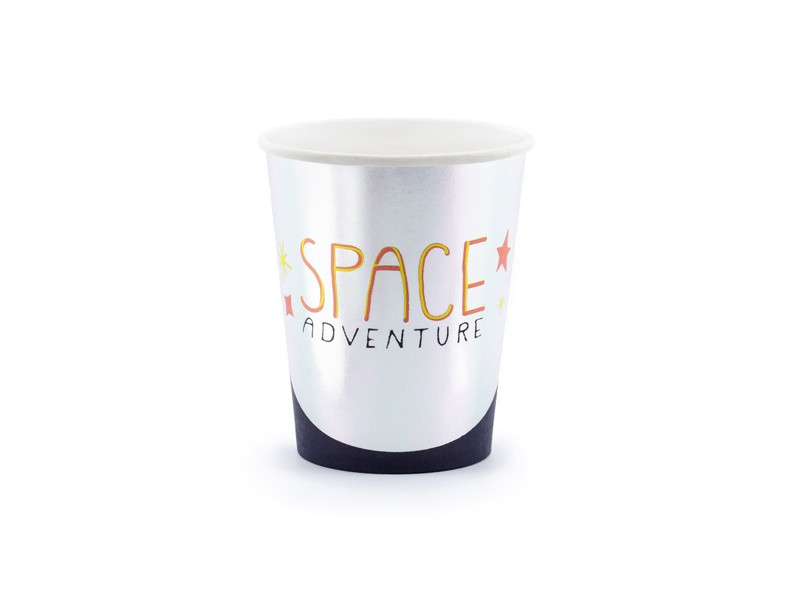 Bekertjes Space Party