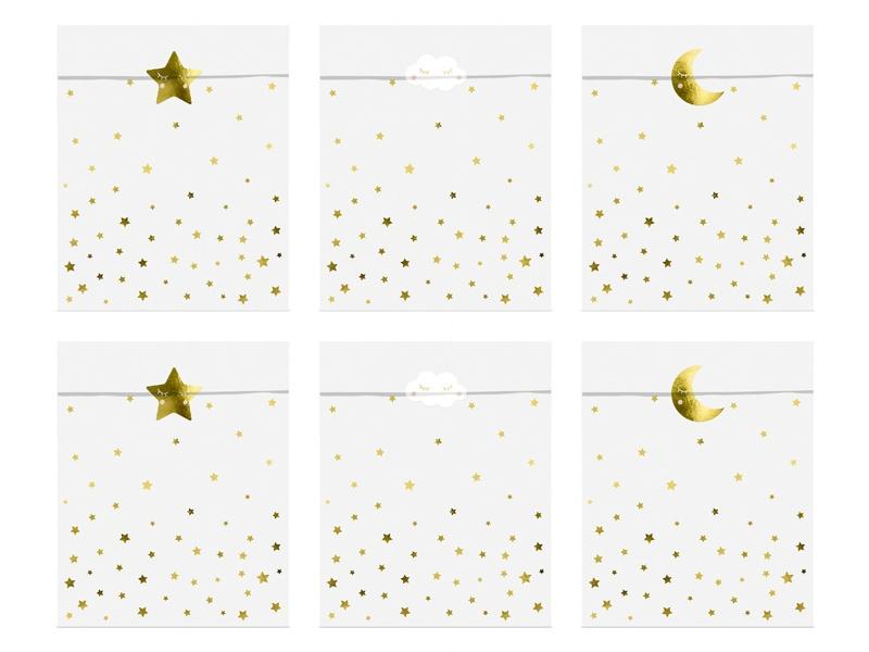 Little stars uitdeelzakjes