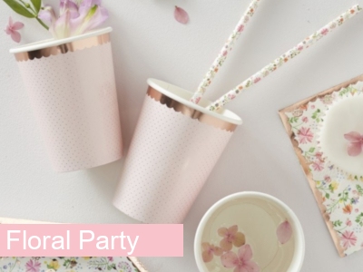 Floral party