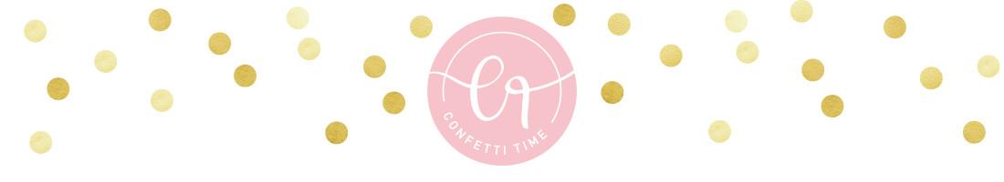Confetti Time