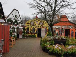 12 t/m 15 december Kerst Nostalgiemarkt - Vaarderhoogt Soest
