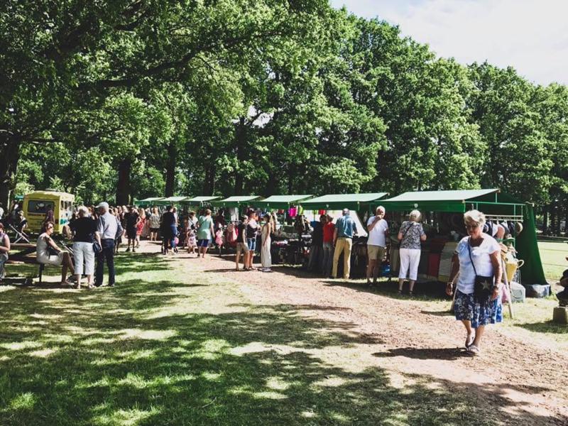 25 september - Herfstmarkt - Boerderij Het Gagelgat in Soest