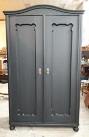 Grenen 2-deurskast
