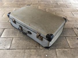 Koffer, zwart|wit
