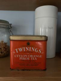 Twinings theeblikje Pekoe Tea
