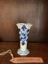 Bekervaasje Delfts Blauw 13 cm