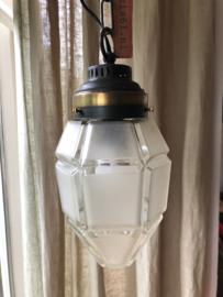 Typische Art Deco hanglamp