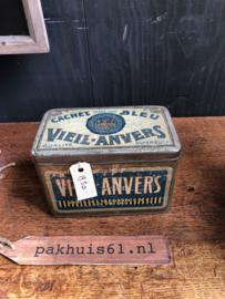Origineel blik voor tabak