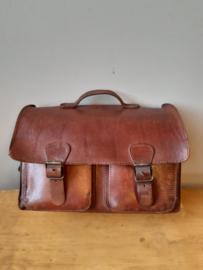 Schooltas | Laptoptas - vintage