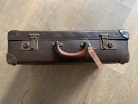 Koffer, bruin