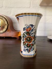 Bekervaasje Delfts Flora 13 cm