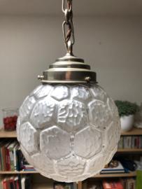 Hanglamp met glazen bol